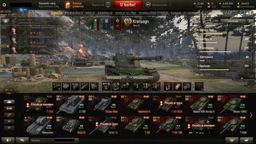 Nalog World Of Tanks - Smederevska Palanka