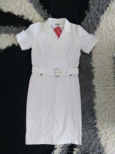 587 oglasa: Potpuno nova haljina, sa etiketom, vel L, ima elastina