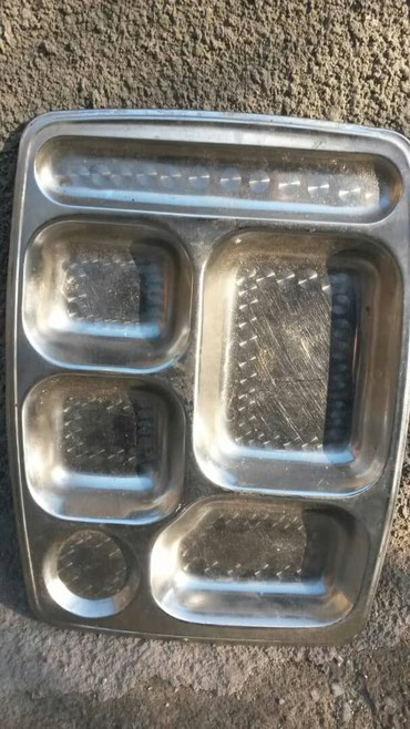 Продаю! Посуда Паднос Пищевой! Для Столовая Кафе ! в Бишкек