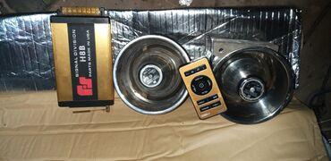 пульт для машины в Кыргызстан: Сигнализация для машины с пультом. С усилителем на два динамика
