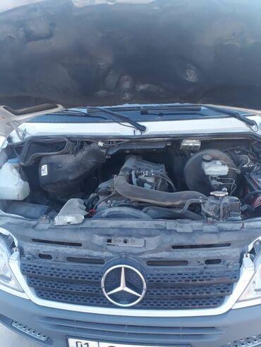 Автомобили - Шопоков: Mercedes-Benz Sprinter Classic 2.2 л. 2002