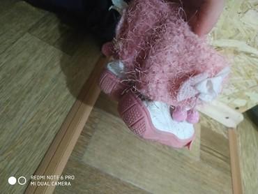 женская обувь в наличии в Кыргызстан: Продаю детс. обув состояние отличное все в хорошем качестве цена за
