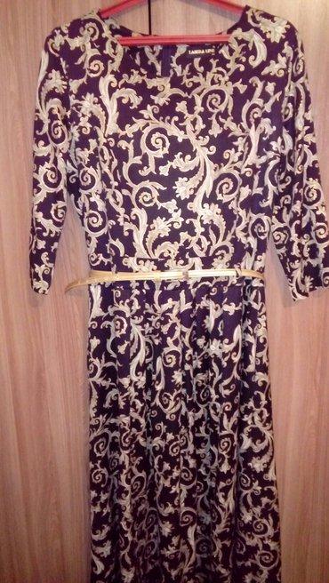 Красивое вечернее платье новое размер 48 в Бишкек
