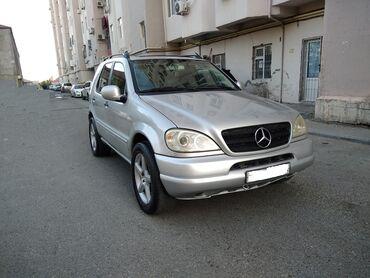80cc motor - Azərbaycan: Mercedes-Benz ML 320 3.2 l. 2000 | 219239 km
