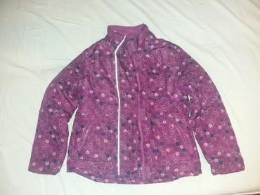 Dečije jakne i kaputi | Paracin: Malo punija jesenja jakna. prelepa. ocuvana.vel.134-140