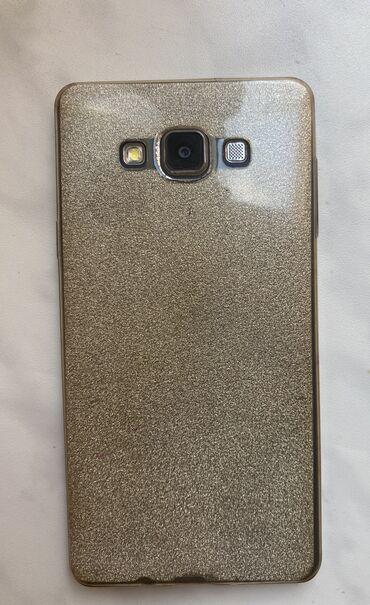 İşlənmiş Samsung A7 16 GB qara