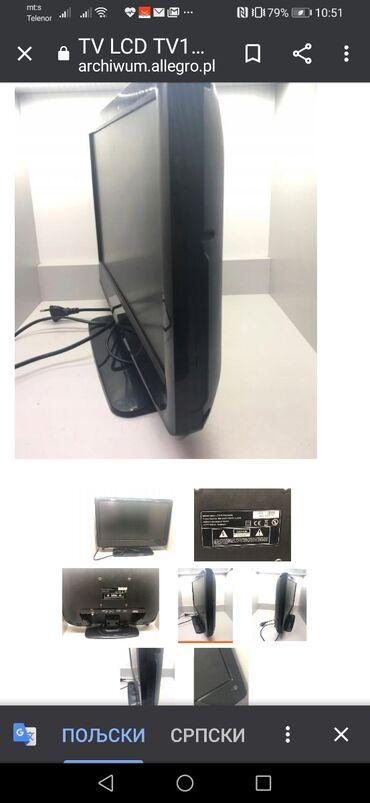 Tv. Monitor 19 incha odlican  Pogledajte i ostale moje oglase