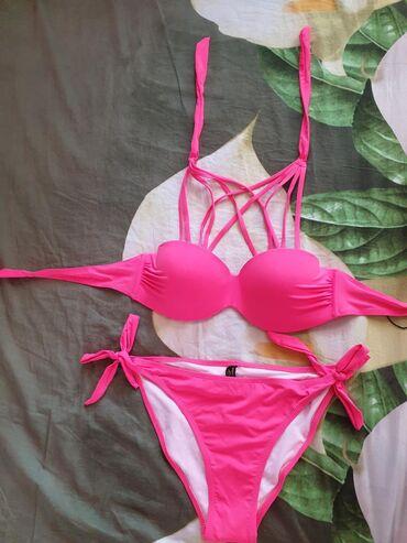 juicy couture купальник в Кыргызстан: Купальник розовый новый!