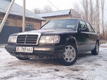 биндеры 160 листов для дома в Кыргызстан: Mercedes-Benz W124 2 л. 1990