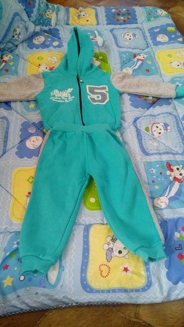 Спортиный костюм на 2-3 года, производство турция, новый в Бишкек
