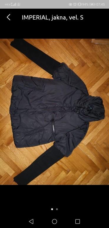 Imperial jakna, vel. S - Crvenka