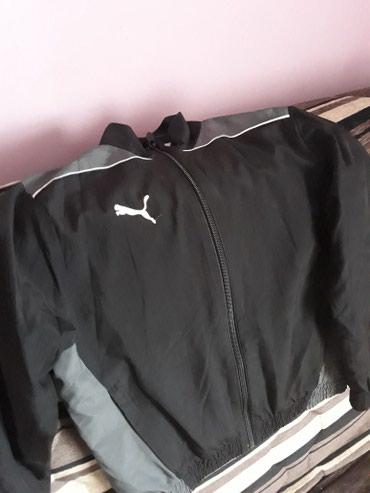 Ostala dečija odeća | Valjevo: Puma trenerka 8-ca gornji deo na raskopčavanje za dečake. Trenerka je