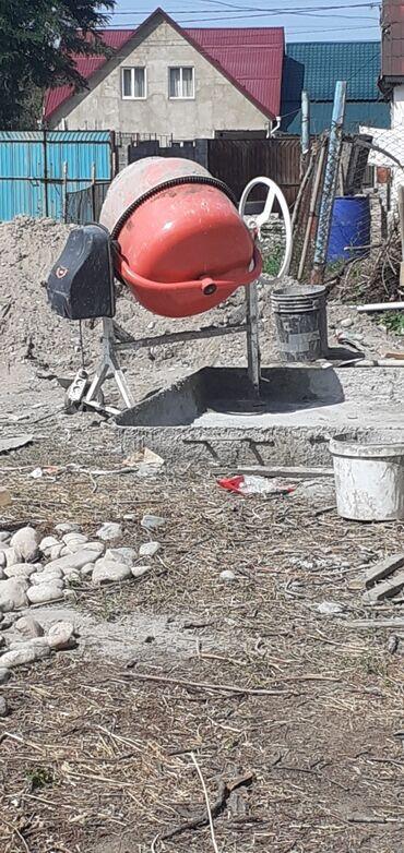 Mesalica za beton - Srbija: Фундамент, кладка мешалка есть звоните в любое время готовы на любые