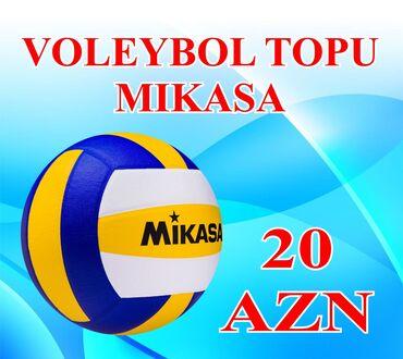 """Toplar - Azərbaycan: Veloybol Topu """"MİKASA""""Online satış(online mağaza)Bütün məhsullar"""