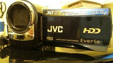 Jvc everio (gz-mg330hu)  - Kovacica