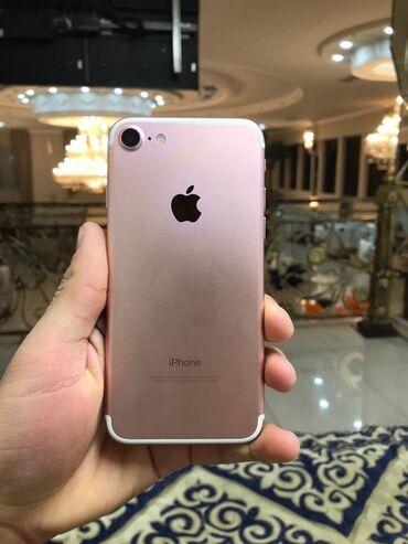 gold star телевизор в Кыргызстан: IPhone 7 | 128 ГБ | Розовое золото (Rose Gold) | Б/У