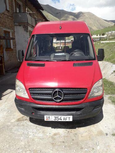 мерседес-190-дизель-купить в Кыргызстан: Mercedes-Benz Sprinter Classic 2.2 л. 2007 | 228000 км