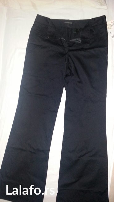 Zenske crne pantalone nove,dobijene iz Amerike - Obrenovac