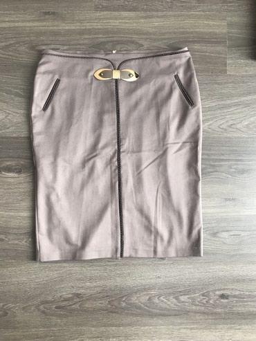 Продаю юбку до колен. Турция. Купили в Бишкек