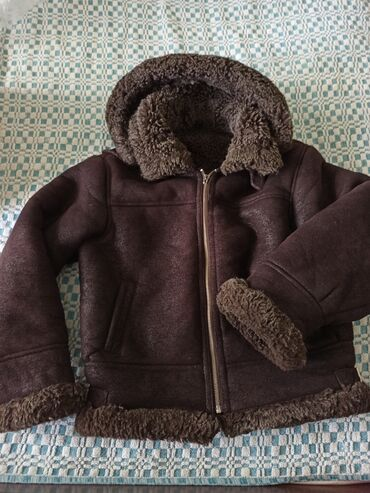 шредеры 9 компактные в Кыргызстан: Продается дублёнка на возраст 6-9 лет