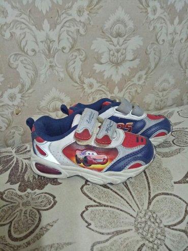 Продаю кроссовки фирмы Disney размер 21 почти новые. в Бишкек