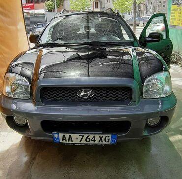 Hyundai Santa Fe 2.4 l. 2003 | 266000 km