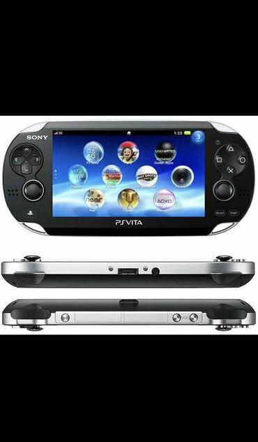 PS Vita (Sony Playstation Vita) в Кыргызстан: Ps vita, карта памяти 4 гб, поддержка сим з/у, футляр оригинал, 7