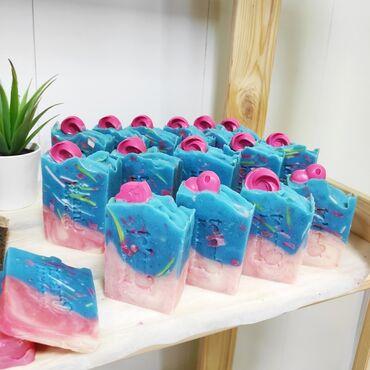 свадебный букет ручной работы в Кыргызстан: 100% Натуральное мыло ручной работы, сваренное с нуля• Не содержит
