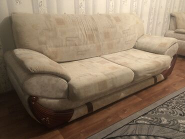 гос закупки бишкек в Кыргызстан: Продам диван с креслом не раздвижные