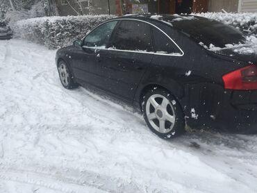 диски на w211 в Кыргызстан: Audi A6 2.5 л. 2003