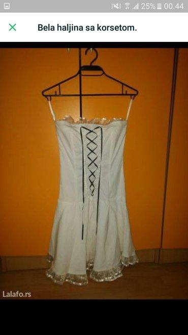 Korset haljina malo nosena u odlicnom stanju. - Pirot