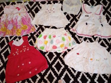 Детские платья в Кыргызстан: Продам платья на малышку с 3-12 мес.взависимости от ребенка. Каждое