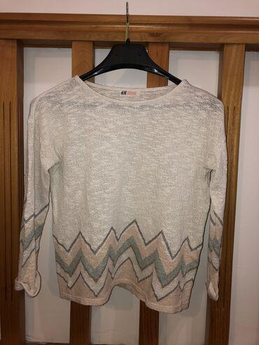 Pantalone hm duboke - Srbija: H&M bluzica sa 3/4 rukavima, prijatna