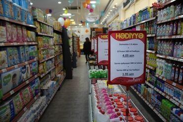 Mağazalar - Azərbaycan: Nəsimi rayonunda yeni tikilinin 1-ci mərtəbəsində yerləşən geniş obyek