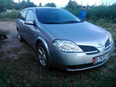 14298 объявлений: Nissan Primera 1.9 л. 2003 | 260000 км