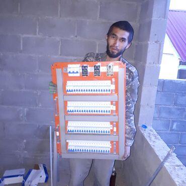 Электрик электромонтажник гарантия качества любые объемы в срок