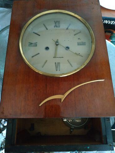 Антикварные часы - Кыргызстан: Продам часы с боем 4000 сом