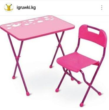 """Детская мебель """"Алина""""- это комплект в Бишкек"""