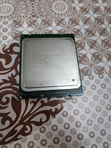 Электроника - Александровка: Продаю процессор xeon e5 1650( аналог amd ryzen 5 2600). 6 ядер 12