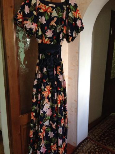 Женская одежда в Беловодское: Турецкое платье, в отличном состоянии, одевали один раз! Брали за