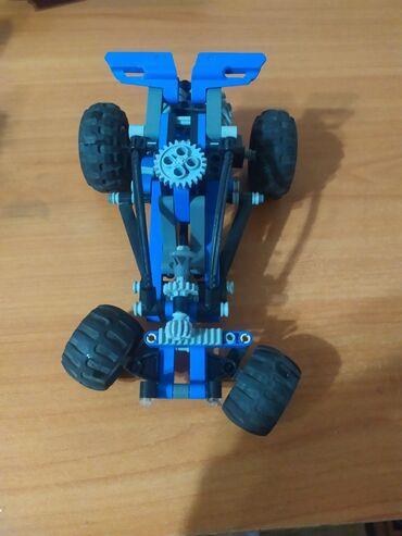 lego technic volvo l350f в Кыргызстан: Продаю Лего техник/lego technic оригиналБагги В комплекте