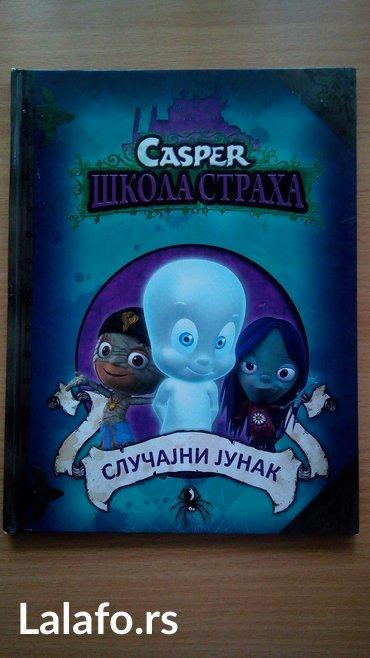 Kasper,knjiga za decu, nova, povez tvrde korice, 200 dinara. - Belgrade
