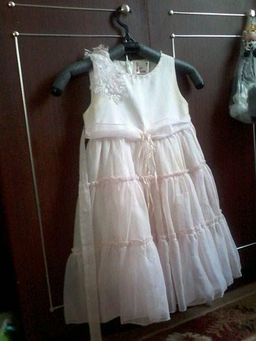 Платье на девочку, парадно выходное, в Бишкек