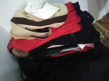 Всё б/у (за 500с) Женские вещи 46размер(М) Куртка, одежда, сумка