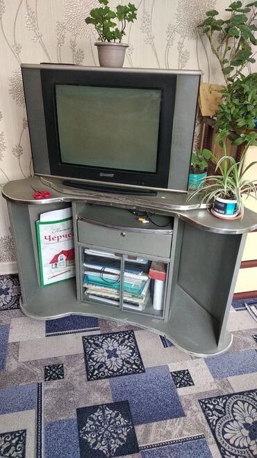 Срочно продам, телевизор с подставкой