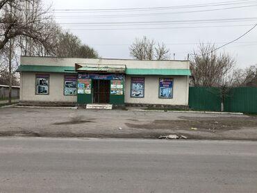 Продаю Магазин с Участком в Карабалте, 60соток, 160кв, Красная книга