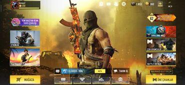 Электроника в Гёйчай: Call of Duty account