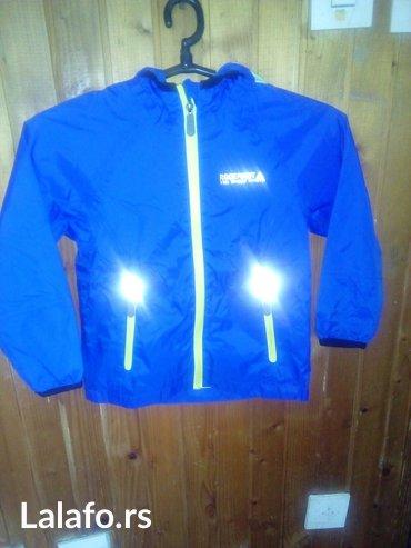 nova Raintex jaknica za decaka,dobijena od drugarice iz Svajcarske,vel - Beograd