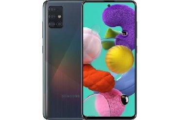 Смартфон леново к3 ноут - Кыргызстан: Новый Samsung A51 128 ГБ Черный