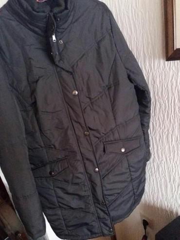Ženske jakne | Nis: Jakna tamno siva potpuno nova. Doneta iz nemačke extra kvaliteta br